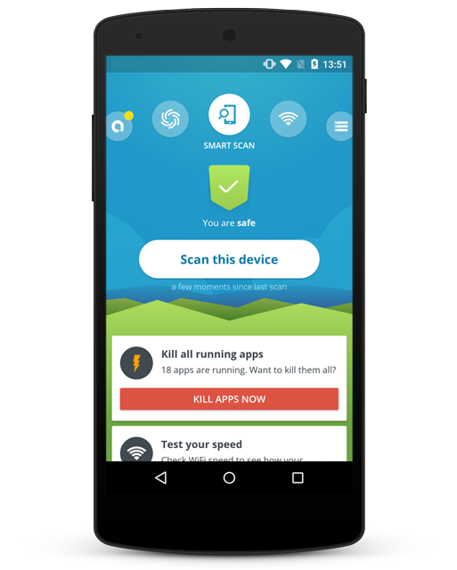 Avast Mobile Security Pro Free Download