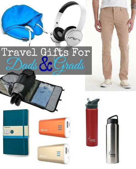 dad and grad travel gifts
