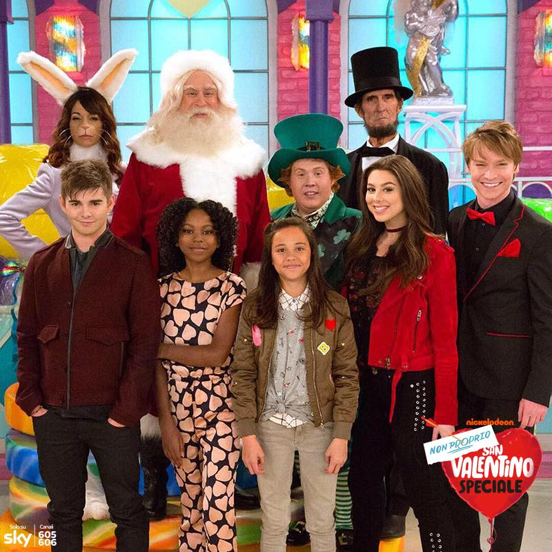 in the must see nickelodeons not so valentines special locally titled un san valentn no tan santo in spain when jace norman henry danger