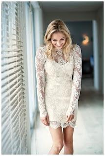 17 Você casaria de vestido curto?!?