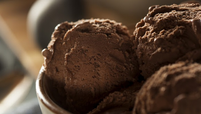 how to make healthy mint chocolate chip ice cream