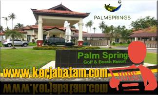 Lowongan Kerja Batam Palm Springs Golf & Country Club