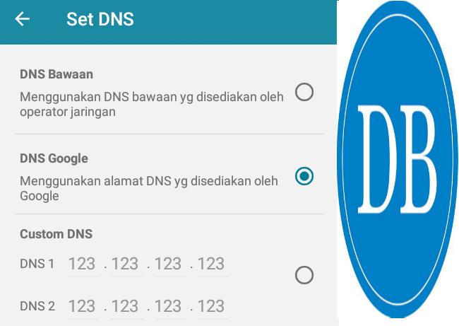 Cara Mudah Setting Custom DNS di Aplikasi HTTP Injector Terbaru