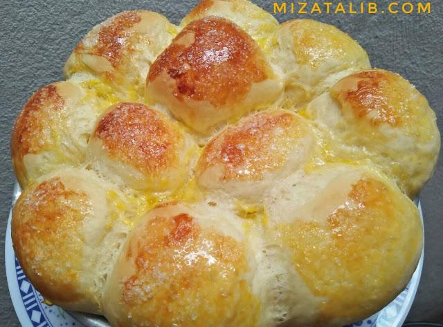 Resepi Roti Sarang Lebah. Bun HomeMade, roti sarang lebah, cara senang buat roti, tips roti lembut, buat roti dari rumah, Senang Rupanya Nak buat Roti. buat roti tanpa breadmaker.