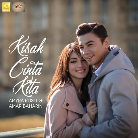 Amyra Rosli & Amar Baharin - Kisah Cinta Kita MP3