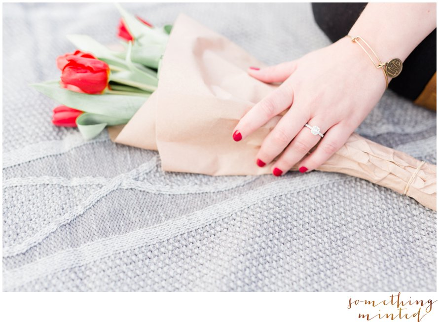 Pike Place Market Engagement Session by Something Minted Photography
