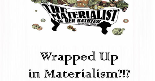 Soulful Sundays: Ladies... Is Your Self-Worth Wrapped Up in Materialism?