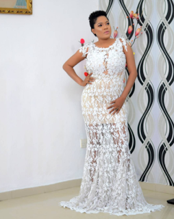Actress Toyin Aimakhu Celebrates Her 33rd Birthday With Lovely Photos