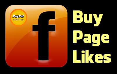Buy Facebook Fan Page Likes