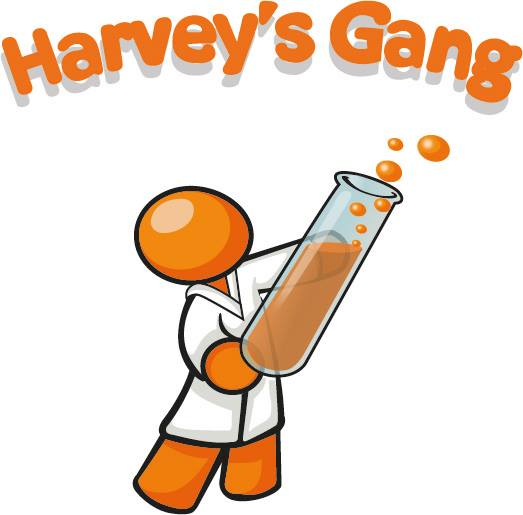 Welcome to the Harvey's Gang Blog!