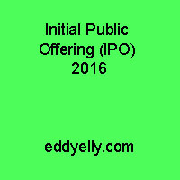 Initial Public Offering (IPO) 2016