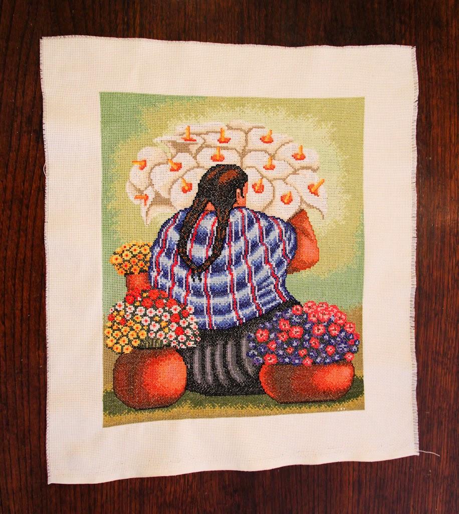 Hilo de peruana - 4 1