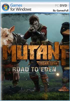 Mutant Year Zero Road to Eden PC [Full] Español [MEGA]
