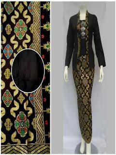 model rok batik panjang wiru