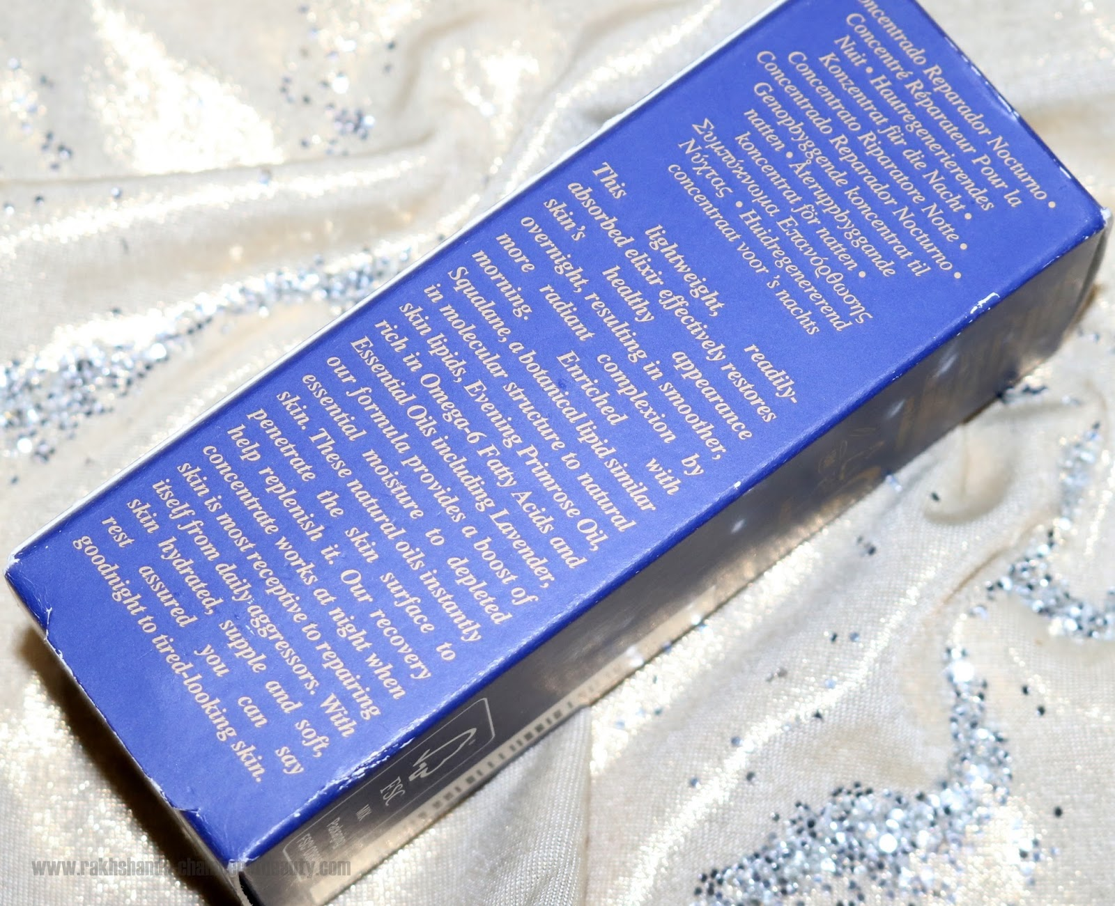 Kiehl's recovery concentrate, Best serum in India, Indian beauty blogger, Kiehl's Midnight Recovery Concentrate Review