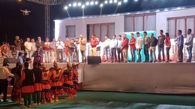 Uttarakhand's Mahotsav 'Kauthig 2018' at its 11th year gets inaugurated