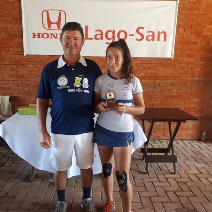 Rayssa Vitória conquista título do Circuito Paulista em Ribeirão Preto