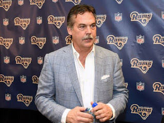 Los Angeles Rams get top pick and choose in NFL draft after blockbuster trade with Tennessee Titans