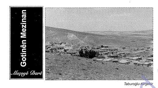kırşehir kürt köyleri