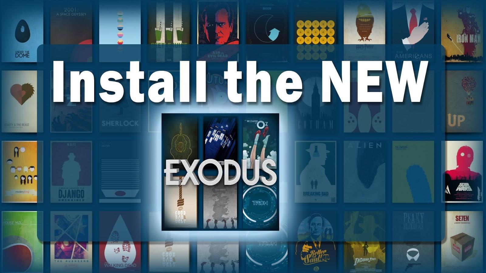 How to install exodus redux kodi addon in 2 minutes | Exodus Kodi