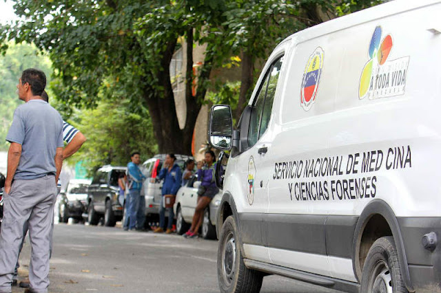 Niños que jugaban en la azotea se encontraron un cadáver en el Propatria