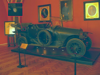 Franz Ferdinand's Car in the Museum