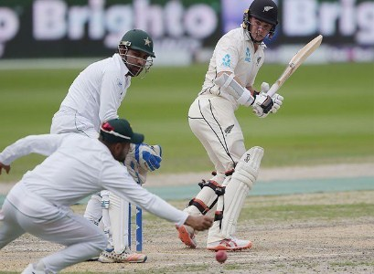 Abu Dhabi Test; New Zealand's target of 280 runs to win Pakistan
