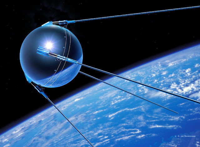 Sputnik 1 Satellites