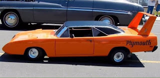 A Mini Version of Plymouth Roadrunner Superbird 01