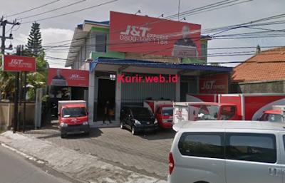 Alamat Agen J&T Express Di Denpasar