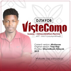 Sueezy - Viste Como (Prod Ghurro Muzik & DJ Tayob) (DJ Tayob Remix)