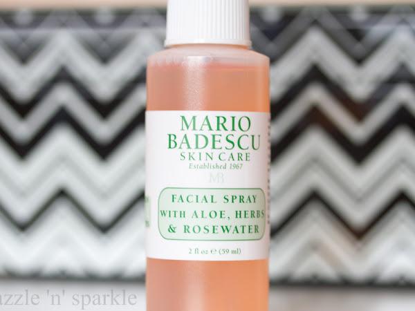 MARIO BADESCU - Facial Spray With Aloe, Herb and Rosewater
