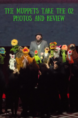 The Muppets Take the 02 review and photos