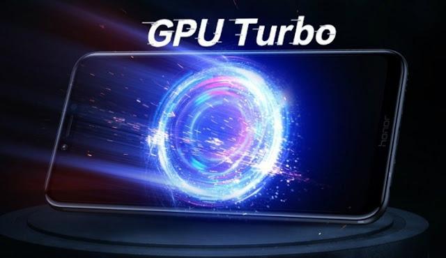Update GPU Turbo Untuk Smartphone Huawei dan Honor