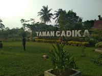 Taman Cadika Ramai Dikunjungi Warga, Walikota Medan Senang