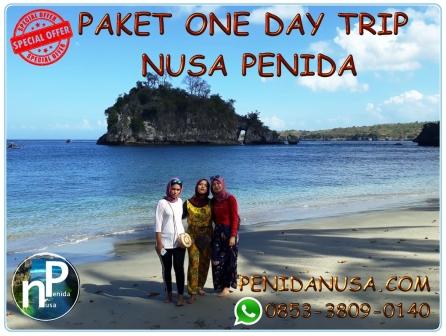 PAKET ONE DAY TRIP NUSA PENIDA MURAH