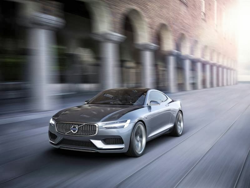 The Volvo Concept Coupe The Next Generation P1800 Philippine Car