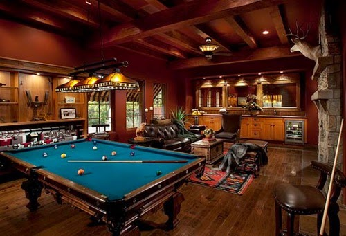 Recreation Room Amazing Design Ideas 1