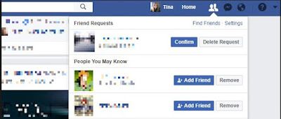 What to do When You Accidentally Deleted Friend Request Facebook