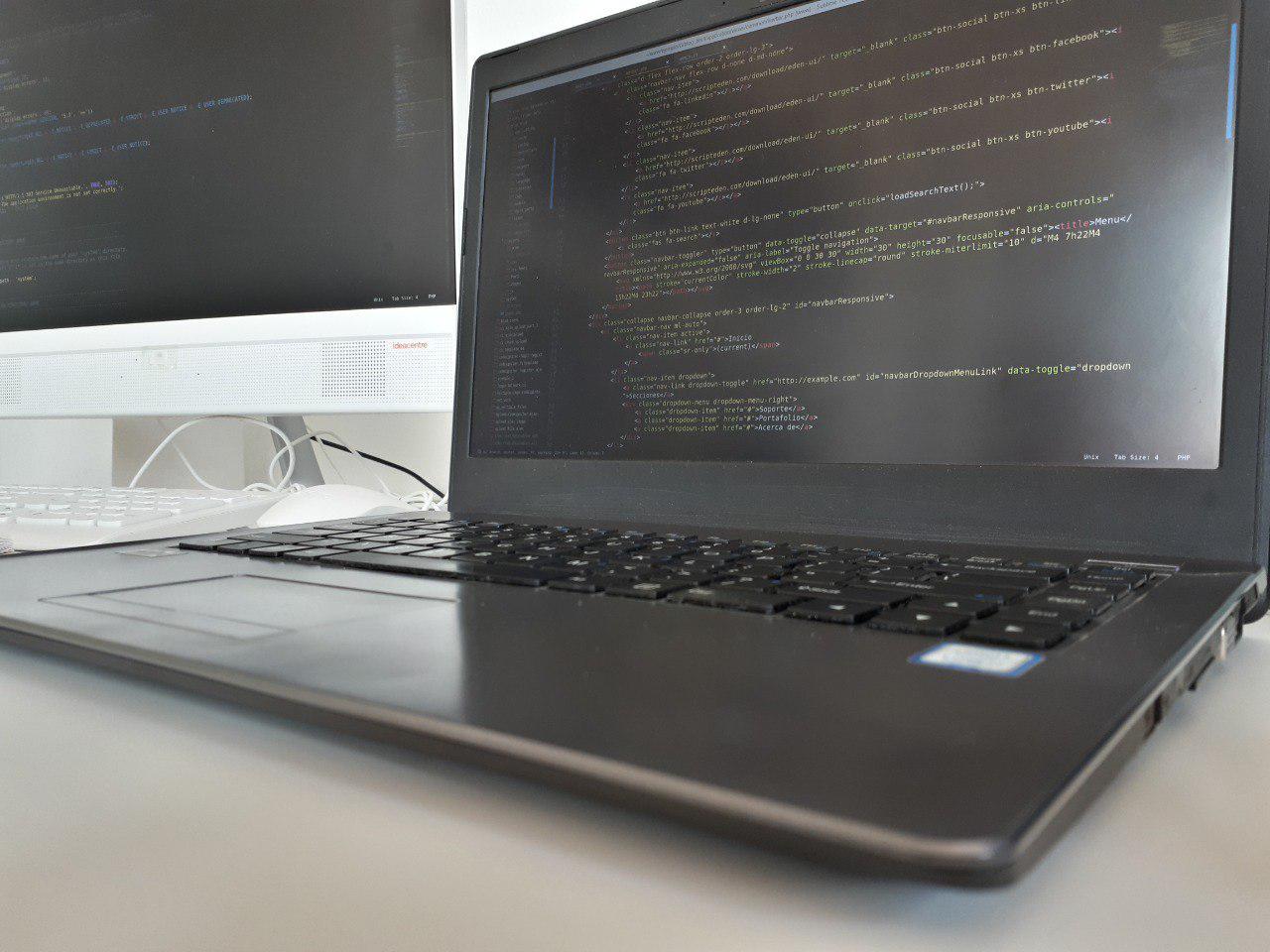 Desarrollo Web con Bootstrap 4, HTML y PHP | Parte I
