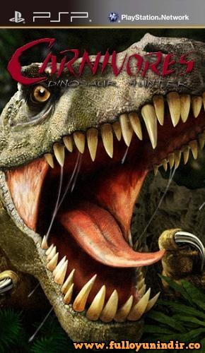 Carnivores: Dinosaur Hunter PSP