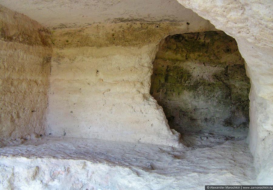 Пещеры монастыря Аладжа, Болгария