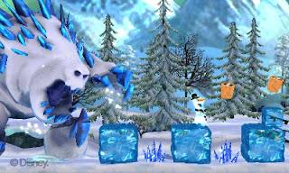Disney Frozen Olafs Quest 3DS Reg Free