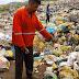 Bebê é encontrado morto dentro de lixão em Santo Estêvão; mãe é suspeita