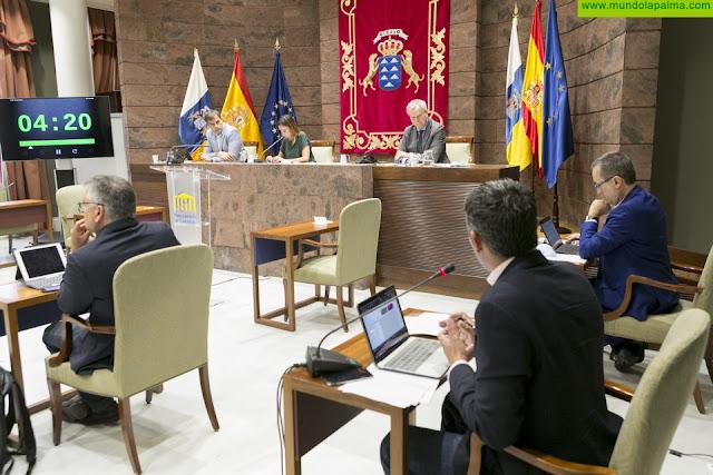 Obras Públicas, Transporte y Vivienda destina 1,1 millones de euros a reactivar el sector del taxi en Canarias