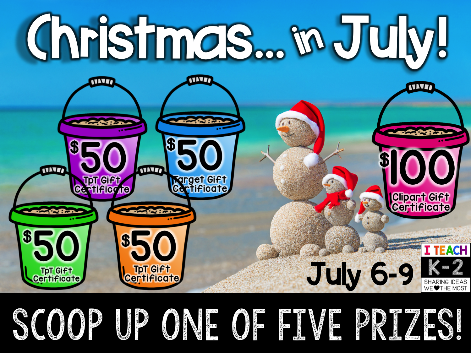 Christmas In July Sale Ideas.Pocketful Of Centers Christmas In July Sale
