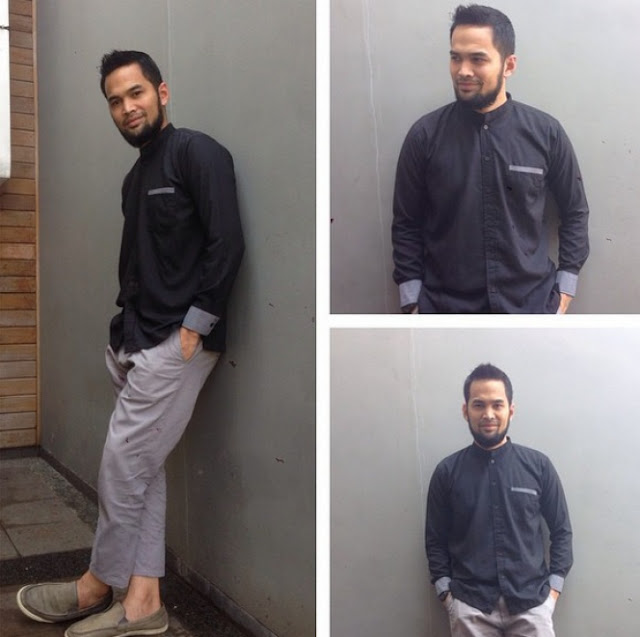 Model Celana Sirwal Teuku Wisnu Modis Terbaru 2016