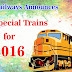 Indian Railways Announces Holi Special Trains for 2016 to Tackle the Festival Rush