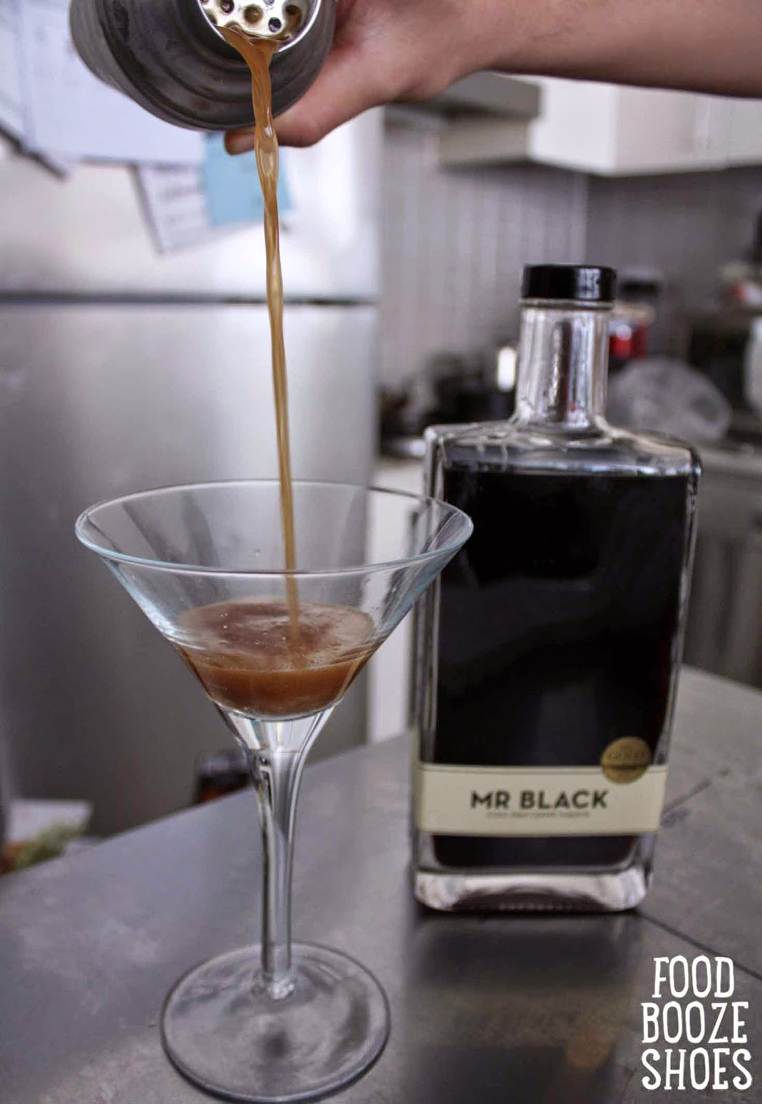 Food, booze and shoes: Meet MR BLACK at The Grind House pop-up