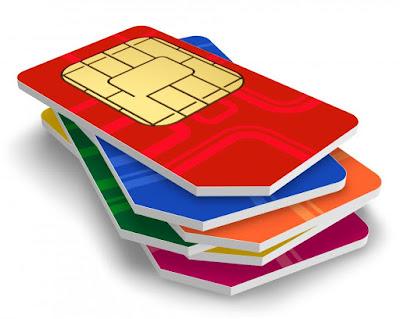 Sim cards Robi 999 TK